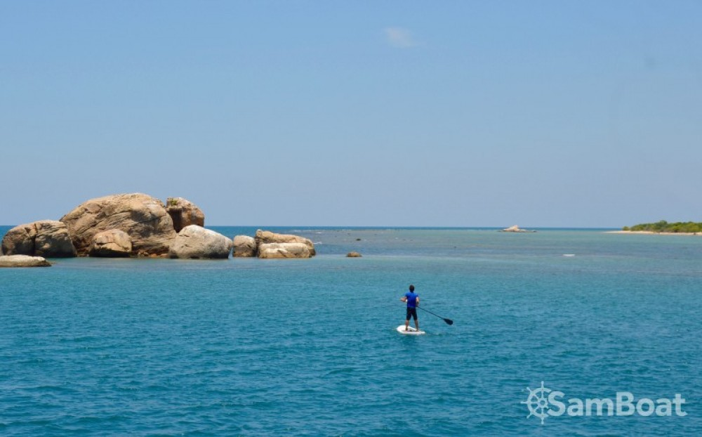 Catamaran-Jade One off 52' entre particulares y profesional Galle