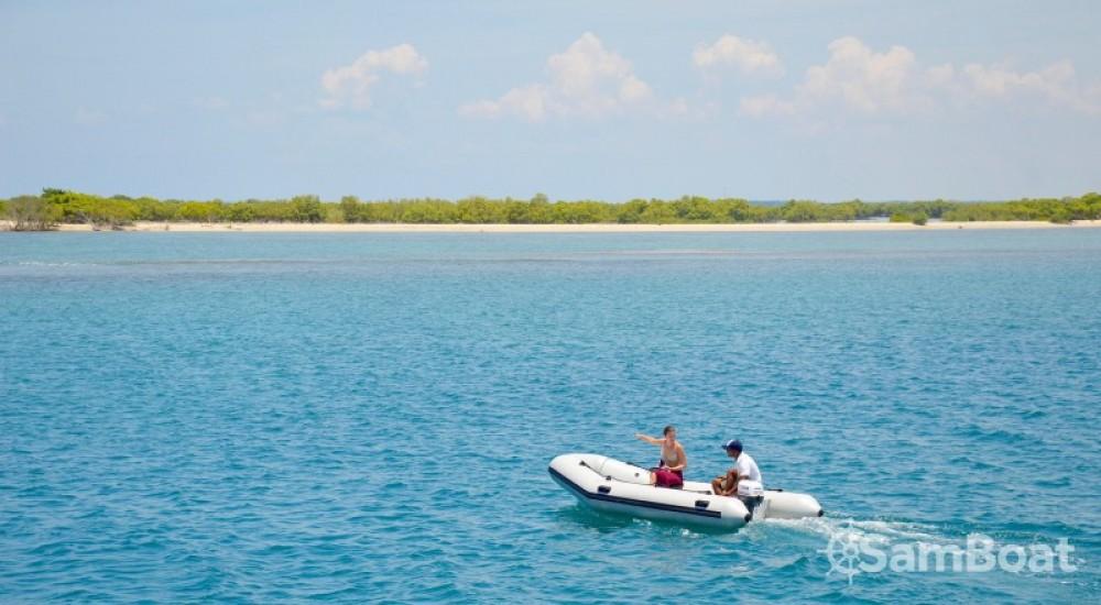 Alquiler Catamarán en Galle - Catamaran-Jade One off 52'