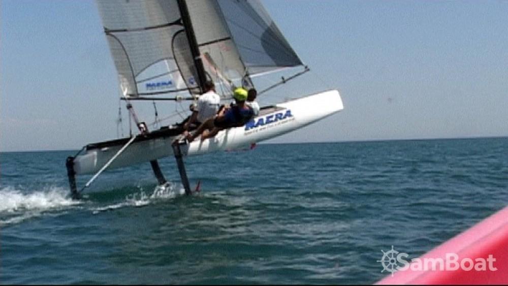 Alquiler Catamarán en La Grande-Motte - Nacra Nacra F20 FCS