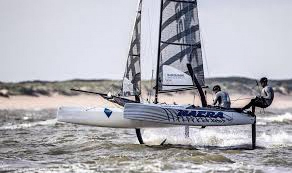 Alquiler de barcos Nacra Nacra F20 FCS enLa Grande-Motte en Samboat