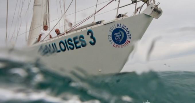 Alquiler Velero Pouvreau con título de navegación