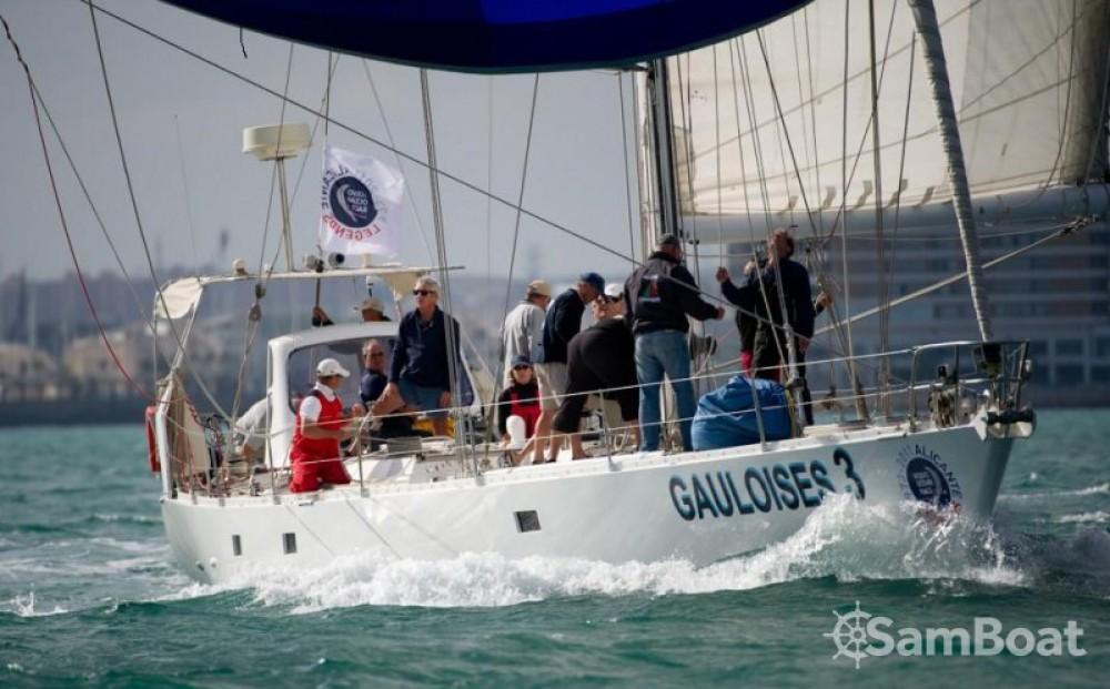 Alquiler de yate المنستير - Pouvreau Gauloises 3 en SamBoat