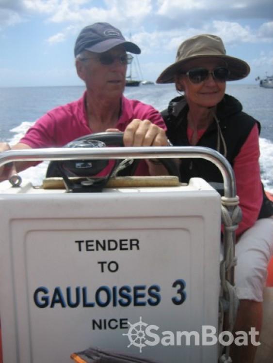 Alquiler Velero en المنستير - Pouvreau Gauloises 3
