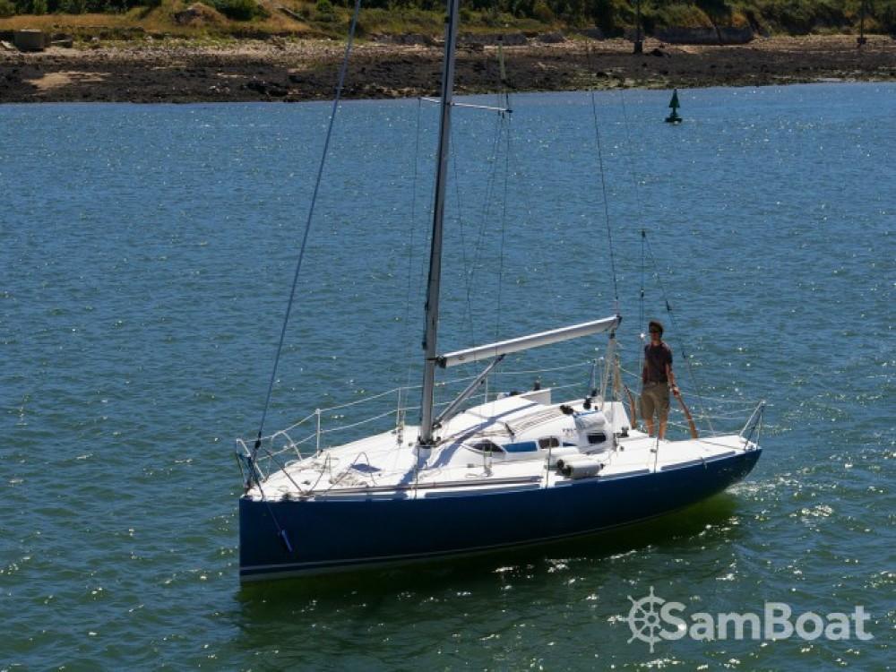 Alquiler de yate Lorient - Pogo Structures Pogo 8.50 en SamBoat