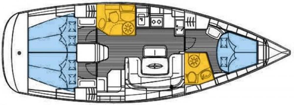 Alquiler de Bavaria Bavaria 39 Cruiser en Olbia