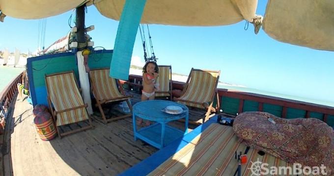Alquiler de barcos Unique Goélette enToliara en Samboat