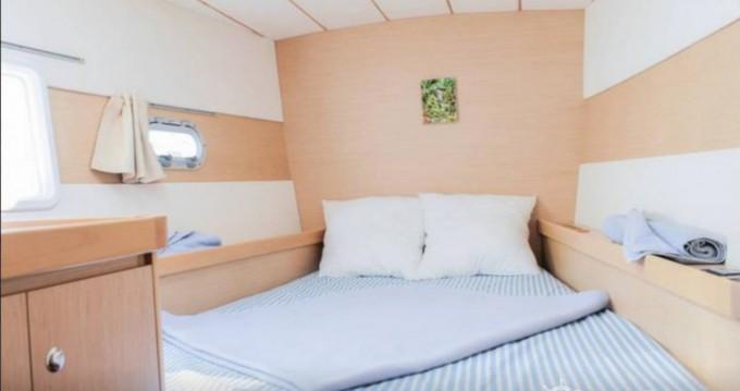 Alquiler de barcos Ajaccio barato de Lagoon 570