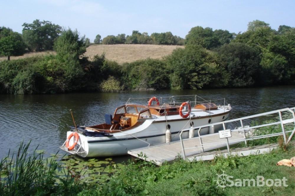 Alquiler de barcos Fox-And-Sons gentleman launch enNantes en Samboat