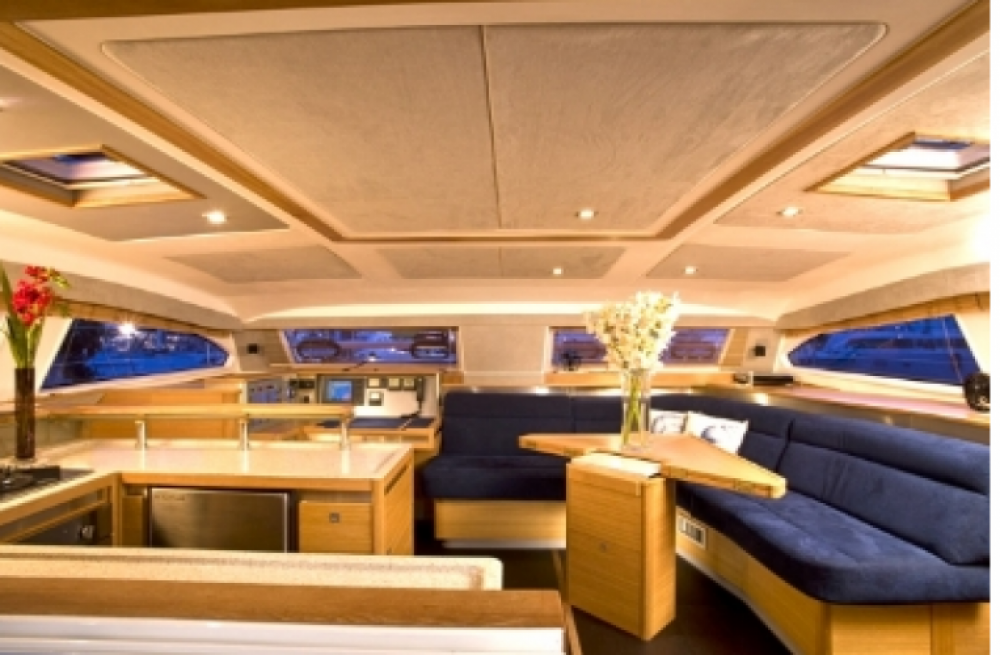 Alquiler de barcos Le Marigot barato de Catana 50 Ocean Class