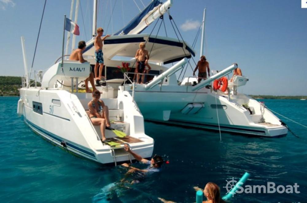 Alquiler de barcos Catana Catana 50 Ocean Class enLe Marigot en Samboat