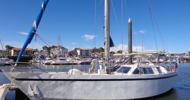 Alquiler de barcos Capbreton barato de sloop