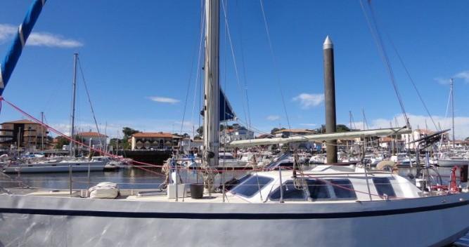 Alquiler de barcos Destrier sloop enCapbreton en Samboat