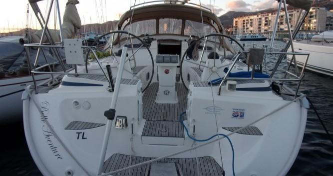 Alquiler de Bavaria Cruiser 50 en Toulon