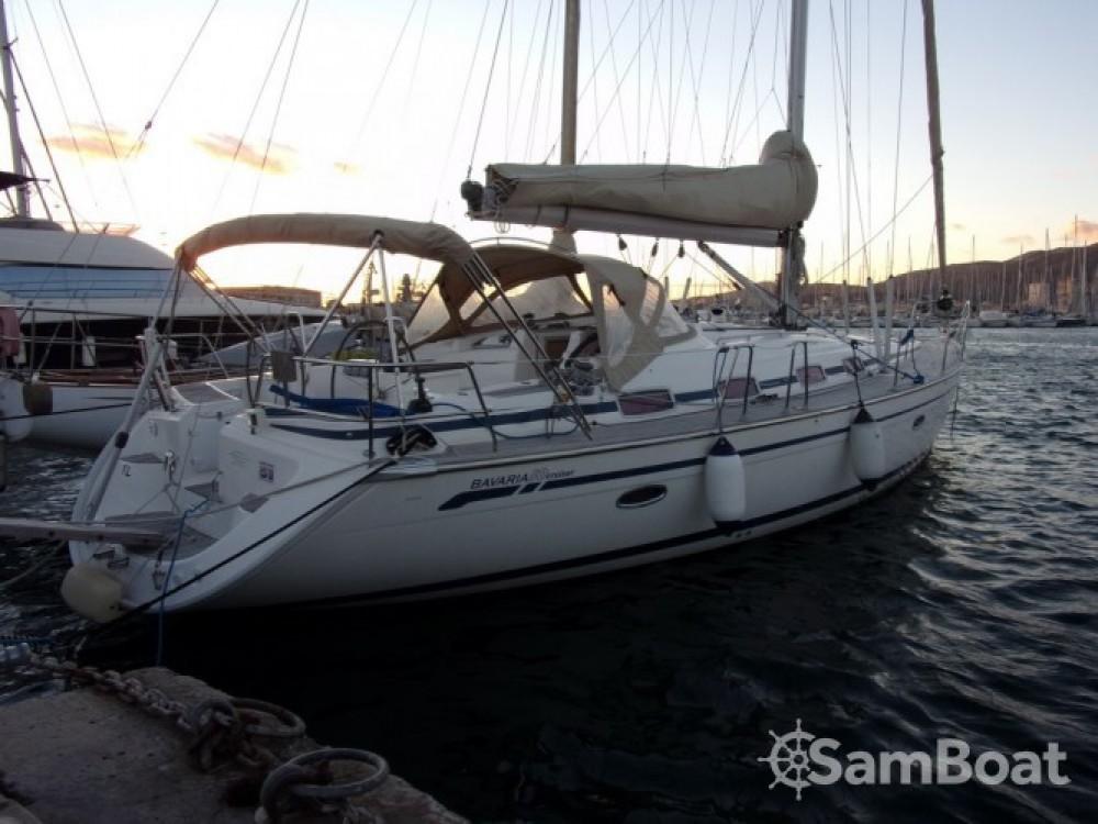 Bavaria Cruiser 50 entre particulares y profesional Toulon