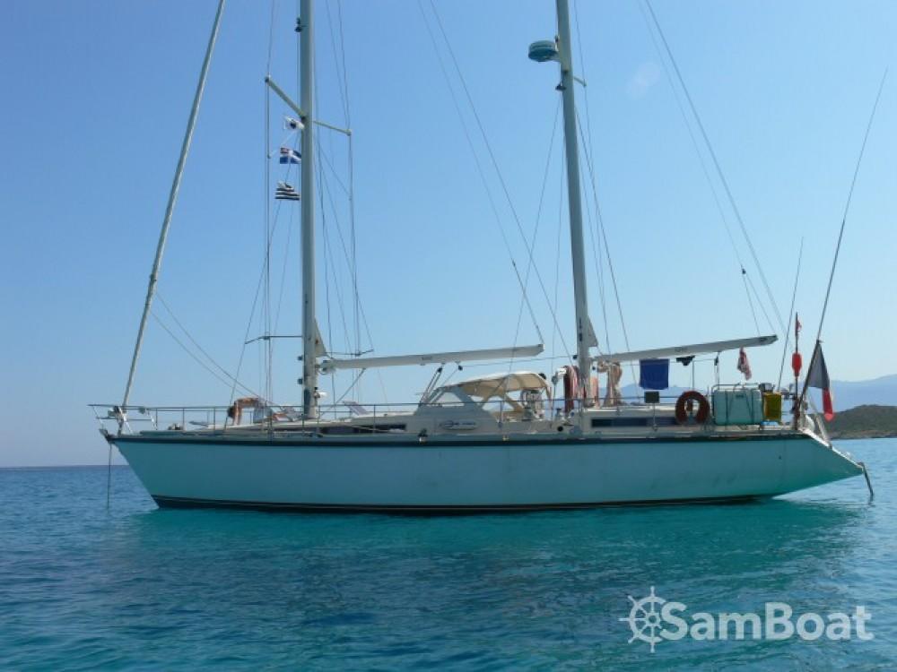 Alquiler de yate Bastia - Amel Super Maramu en SamBoat