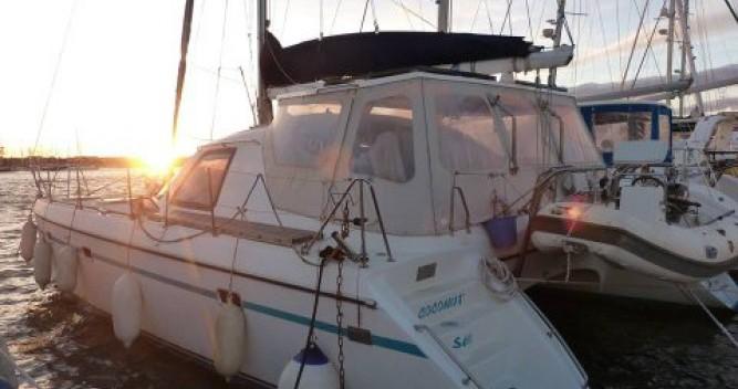 Alquiler de Catamarán, con o sin patrón Alliaura-Marine Agde