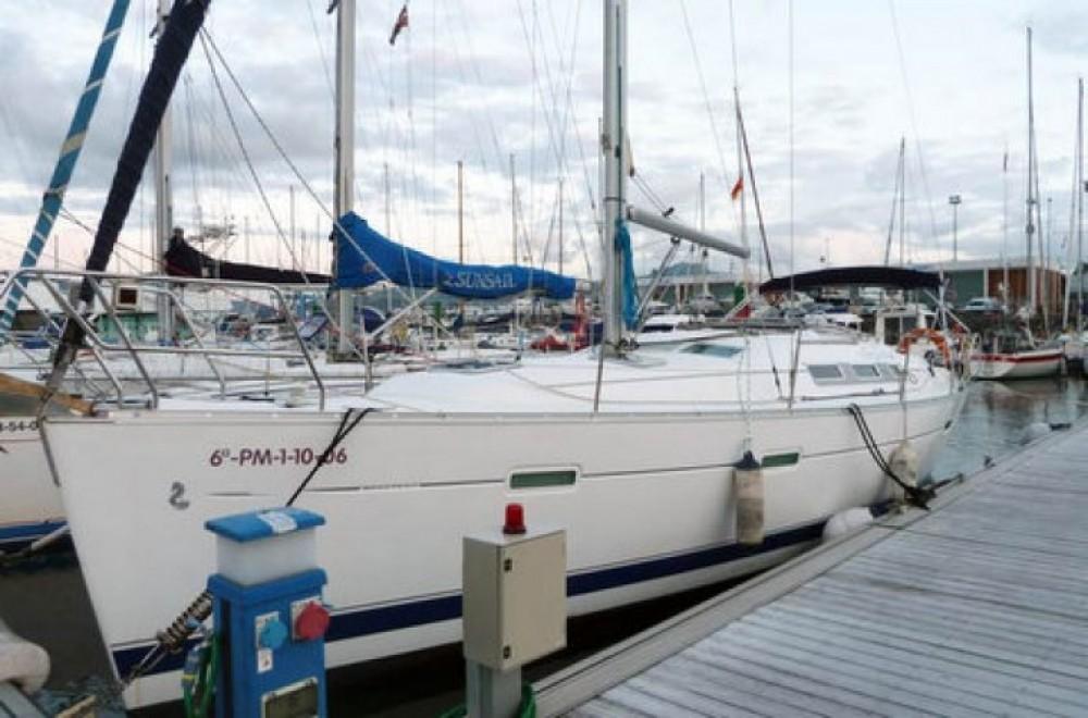 Alquiler de yate Fuenterrabía - Bénéteau Oceanis 373 en SamBoat