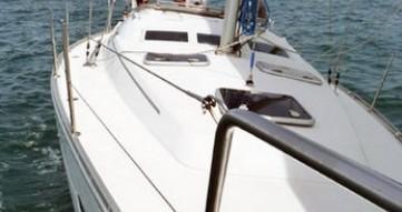 Alquiler de barcos Bénéteau Oceanis 373 enHondarribia en Samboat