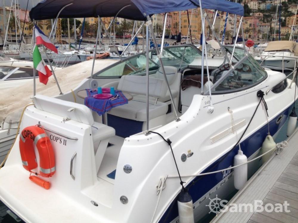 Alquiler de barcos Menton barato de Bayliner 245 SB