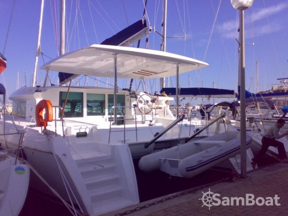 Alquiler Catamarán en Antibes - Lagoon Lagoon 420