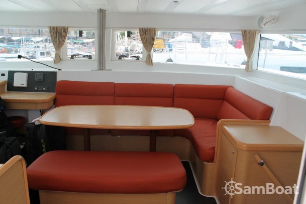 Alquiler de yate Antibes - Lagoon Lagoon 420 en SamBoat