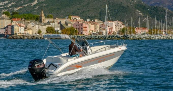 Salmeri Syros 190 entre particulares y profesional Saint-Florent