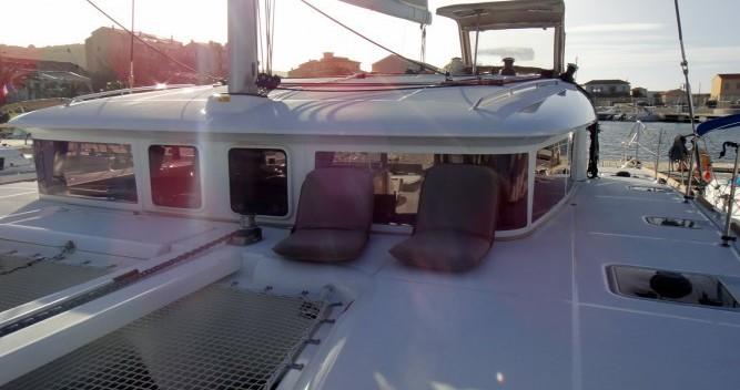 Alquiler Catamarán en Propriano - Lagoon Lagoon 400 S2