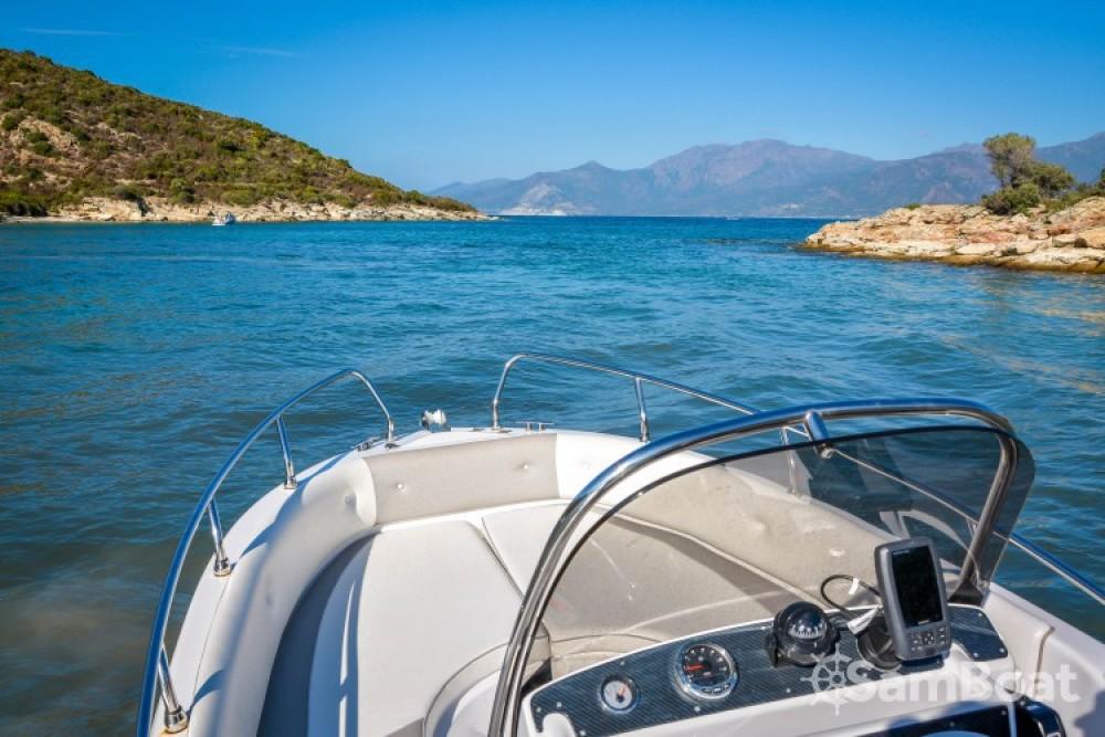 Alquiler de yate Saint-Florent - Salmeri Syros 190 en SamBoat
