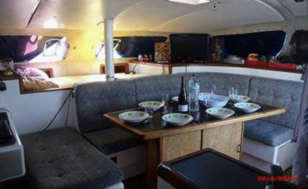 Alquiler Catamarán en Port Charles Ornano - Quality-Marine Passion 38 ''