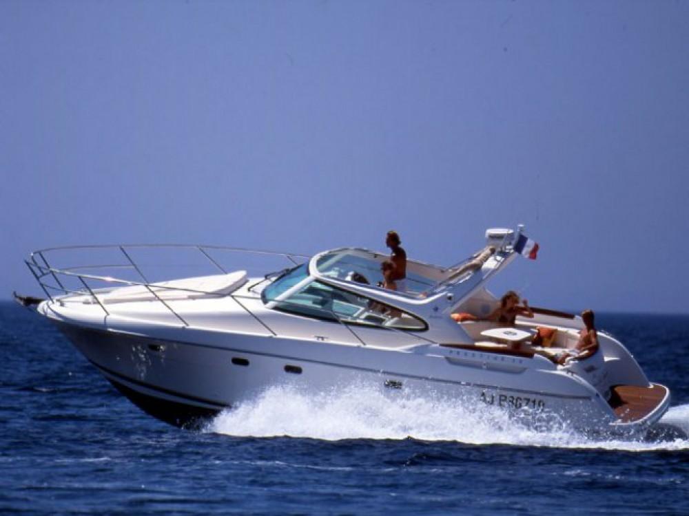 Alquiler de yate Hyères - Jeanneau Prestige 34 en SamBoat