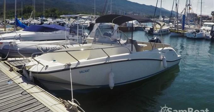 Alquiler de barcos Argelès-sur-Mer barato de Activ 675 Open
