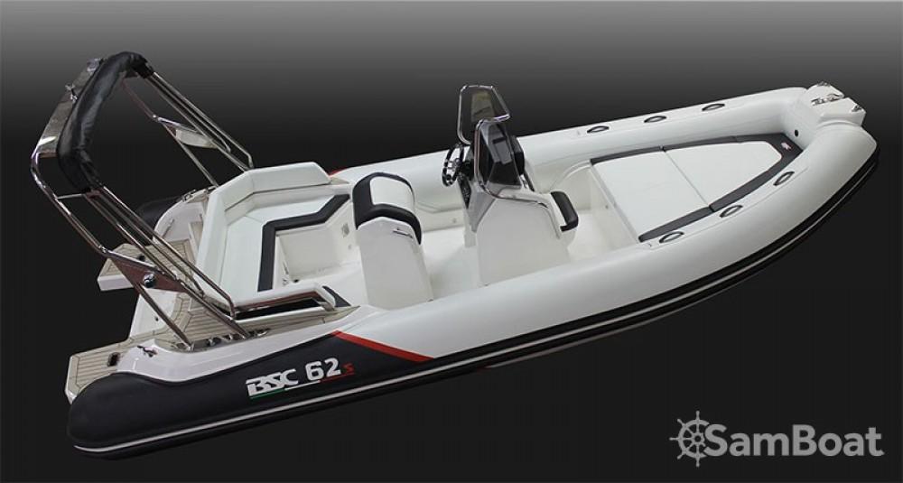 Alquiler de barcos Bsc BSC 62 Sport enAjaccio en Samboat