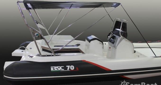 Alquiler de barcos Ajaccio barato de BSC 70 Sport