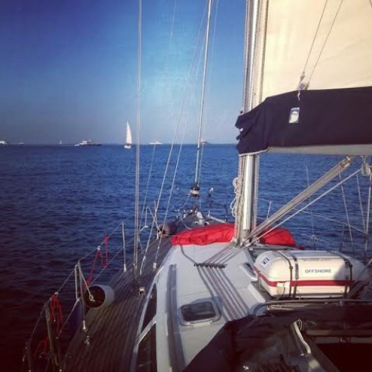 Alquiler de Jeanneau Sun Odyssey 40 en Lisboa