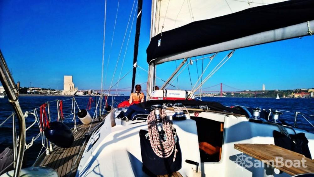 Jeanneau Sun Odyssey 40 entre particulares y profesional Lisboa