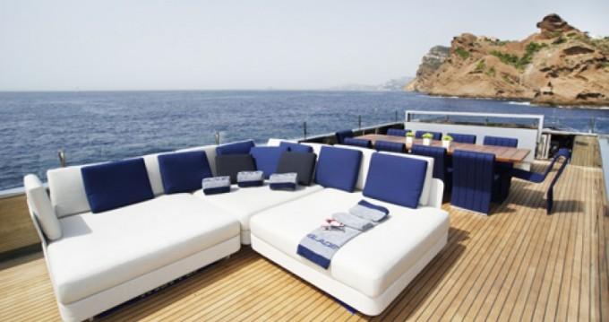 Alquiler Yate Cantieri-Mmgi con título de navegación