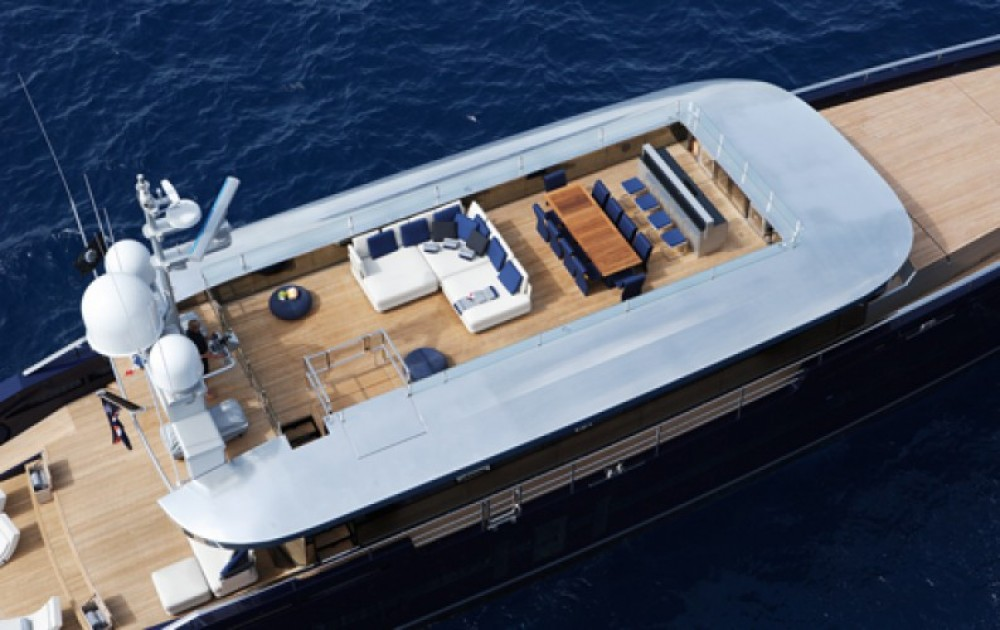 Alquiler Yates Cantieri-Mmgi con título de navegación