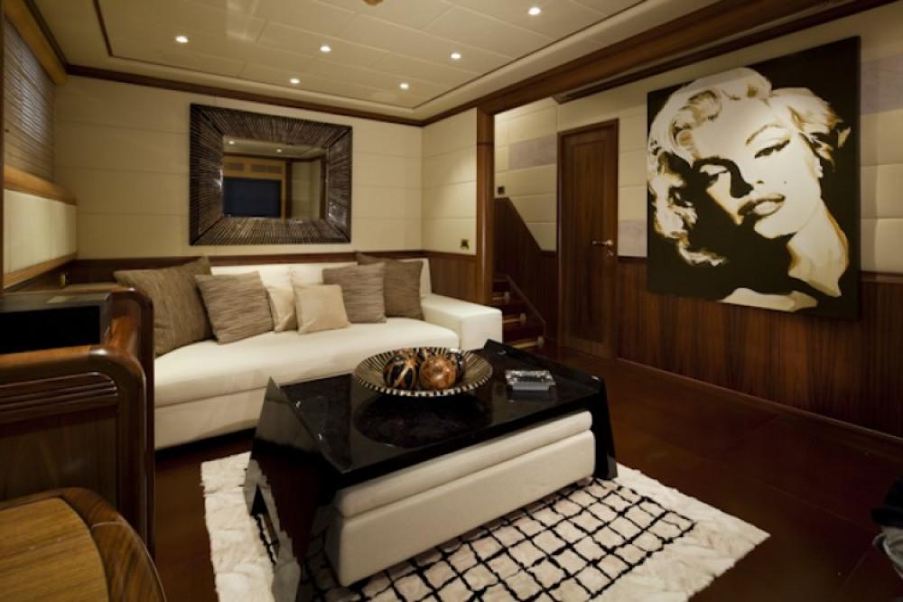 Alquiler de barcos Cannes barato de Mangusta