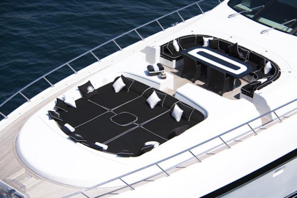 Alquiler de barcos Mangusta Mangusta enCannes en Samboat