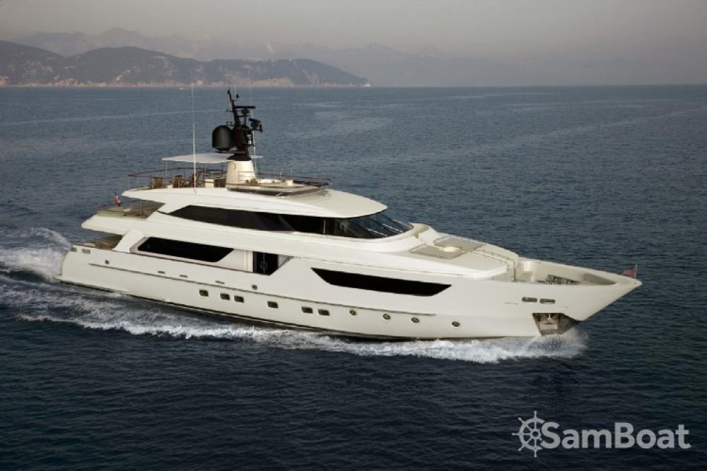 Alquiler Yates en Cannes - San Lorenzo Sanlorenzo