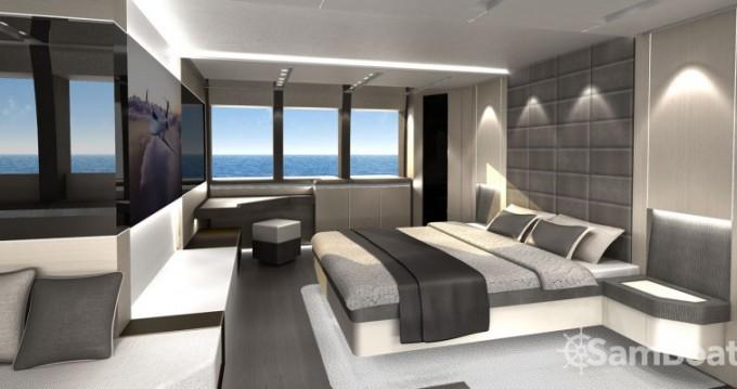 Alquiler Yate en Mónaco - Baglietto Baglietto