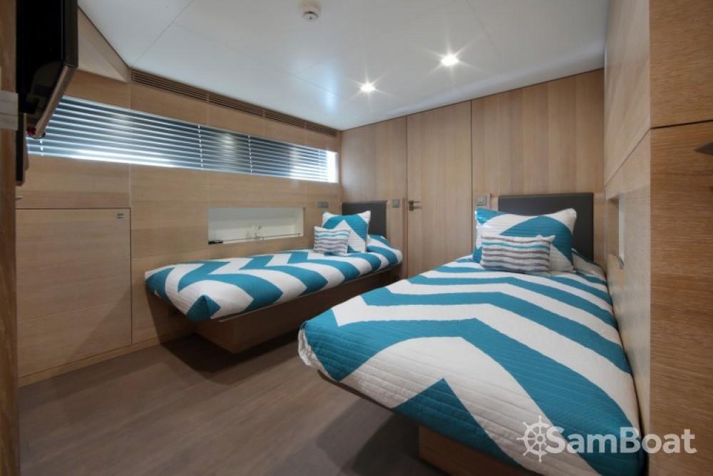 Alquiler de Yates, con o sin patrón Lynx-Yachts Golfe-Juan