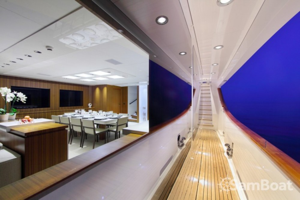 Alquiler de barcos Cannes barato de Fittipaldi
