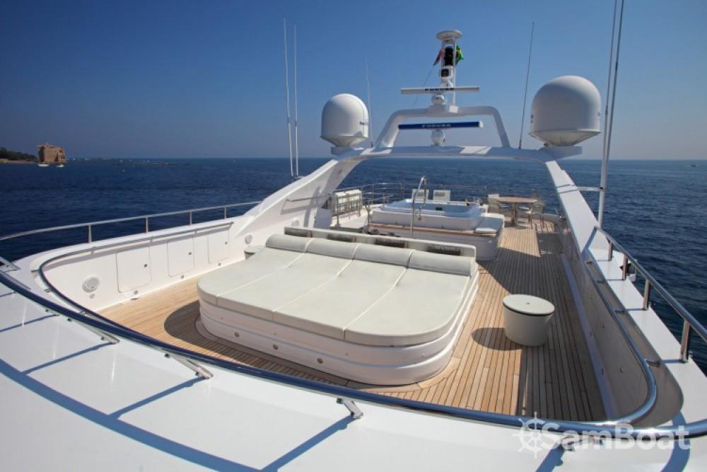 Alquiler de Yate, con o sin patrón Fittipaldi Cannes