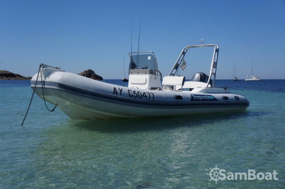Alquiler de barcos Sarzeau barato de Luxe