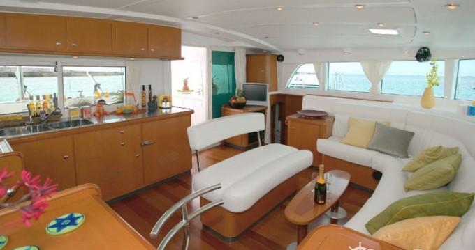 Alquiler de barcos Bonifacio barato de Lagoon 440