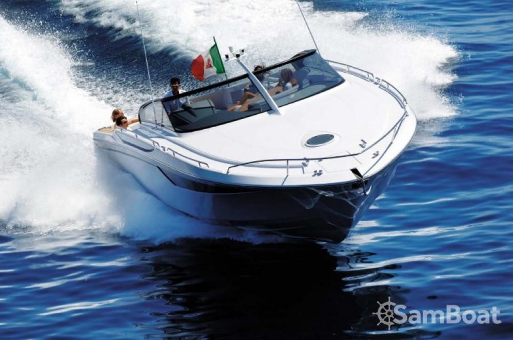 Alquiler Lancha Baia con título de navegación