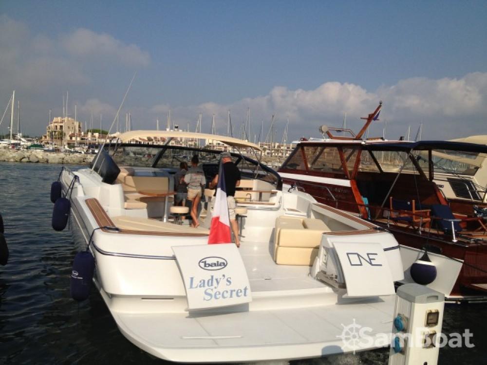 Alquiler de barcos Calvi barato de One 43