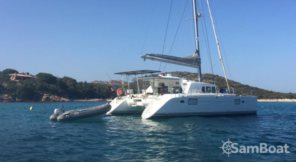 Alquiler Catamarán en Bonifacio - Lagoon Lagoon 440