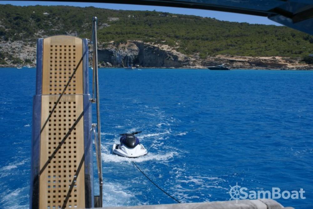 Alquiler de barcos Islas Baleares barato de Sealine SC 47